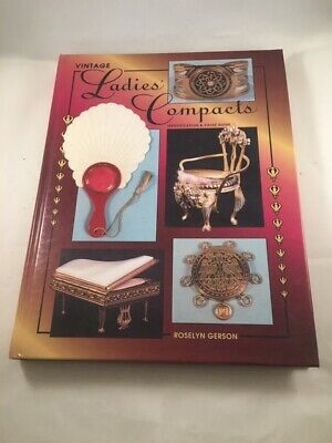 Book Vintage Ladies' Compacts Identification Value Guide Roselyn Gerson