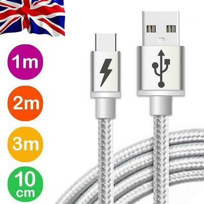 Fast Samsung Galaxy S9 / S9+ S8 Plus Type C USB--C Sync Charger Charging Cable