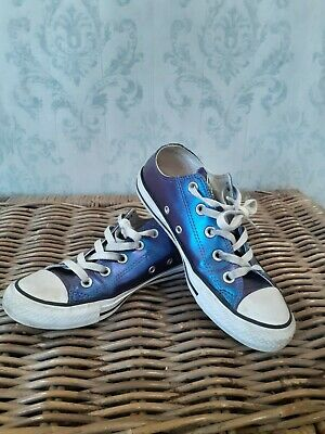 Girls CONVERSE ALL⭐STAR SIZE UK 4  /EUR 36.5