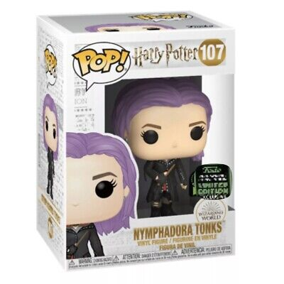 Nymphandora Tonks - Harry Potter Funko Pop 2020 ECCC Shared Exclusive Pre-Order