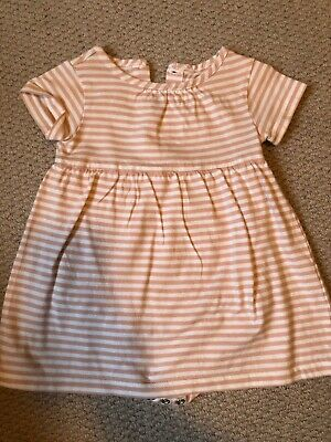 little white company 6-9 months Girls Dress