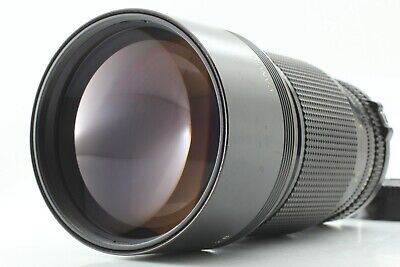 【 MINT++】 Canon New FD NFD 200mm f/2.8 MF Telephoto Prime Lens From JAPAN #679