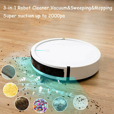 Automatic Sweeping Robot Vacuum Cleaner Home Floor Dust Home Cleaning Machine