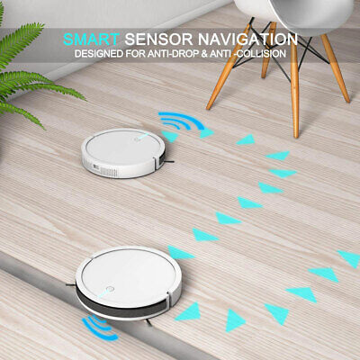 3-in-1 Automatic Sweeping Robot Vacuum Cleaner Home Floor Dust Cleaning Machine