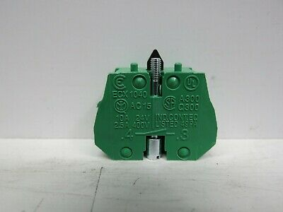New - Automation Direct Ecx1040 Contact Block  - New
