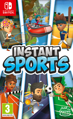 Instant Sports Switch Neuf sous Blister