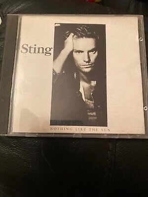 Nothing Like The Sun (CD 1987)
