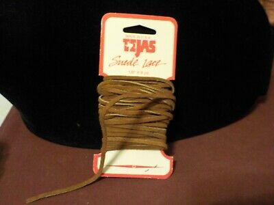 Nice Lot Of Tejas Suede Lace 1/8""