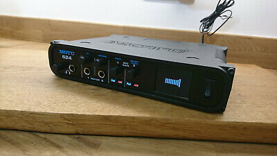 MOTU 624 AVB 16x16 Thunderbolt / USB3 audio interface. Nearly New. Boxed.