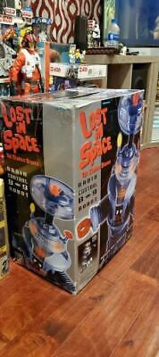 Trendmasters Lost in Space the Classic Series Radio Controlled B-9 Robot.