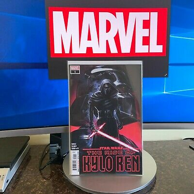 Star Wars The Rise of Kylo Ren #1 2019 Marvel Comics (1st Print)