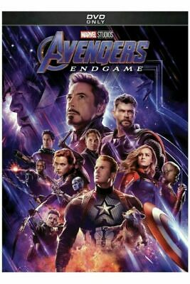 Avengers Endgame DVD New & Sealed Free Shipping Included