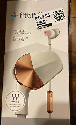 Fitbit Flyer Wireless In-Ear Headphones - Lunar Gray. Breand New, Factory Sealed