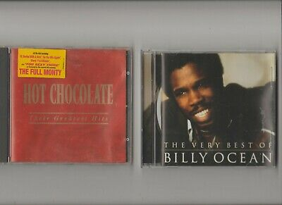 Hot Chocolate : Their Greatest Hits + Billy Ocean / The very best of / 2CDAlbums