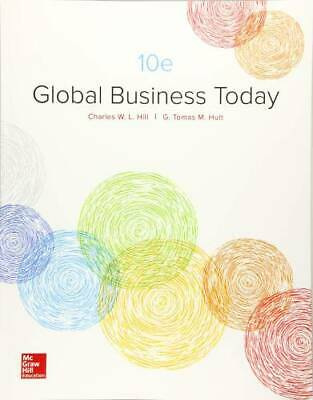 Global Business Today (Irwin Management) - Loose Leaf - ACCEPTABLE