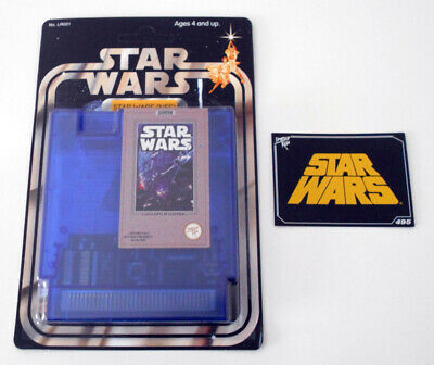 "Jeu Nintendo NES ""Star wars"" classic edition NEUF BLISTER limited run games"