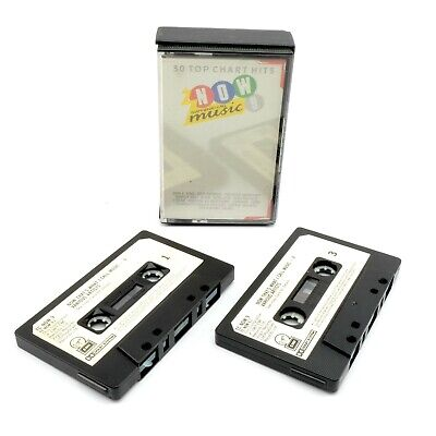 NOW THAT'S WHAT I CALL MUSIC 9 | Double Cassette Tape | Retro 1987 Mix Party!