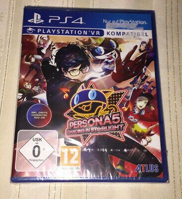 Sony Playstation 4 Spiel Persona 5 Dancing in Starlight PS4