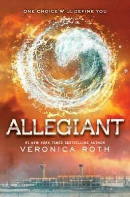 Allegiant (Divergent Series) - Hardcover By Roth, Veronica - VERY GOOD