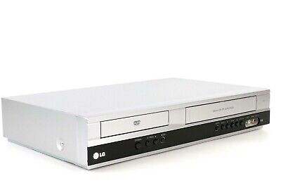 LG V271 Multisystem DVD-VCR Combo Player