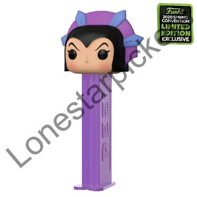 Evil-Lyn He-Man Masters Of The Universe Funko Pez 2020 Eccc Shared Preorder!