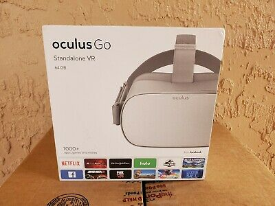 Oculus Go 64 GB Stand Alone Virtual Reality Headset