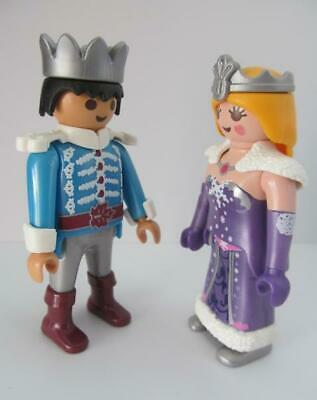 Prince /& Princess Figures Medieval Castle Palace NEW Playmobil King /& Queen