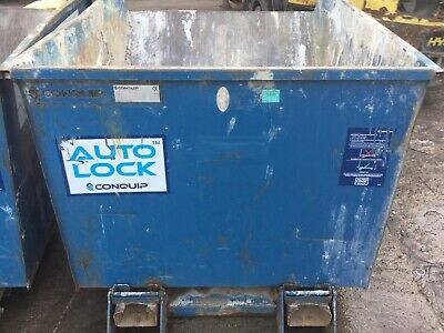 CONQUIP AUTOLOCK TIPPING SKIP Listing Is For One Skip