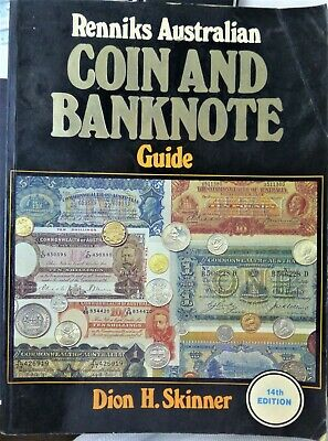 Coin And Banknote Guide 14Th Edition - Dion H Skinner - Renniks Australian