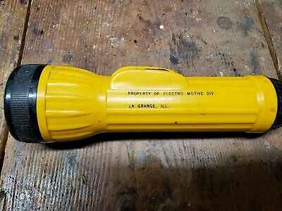 Electro Motive GM General Motors Flashlight