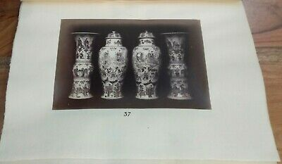 Catalogue Of Ancient Chinese Porcelain Powered Blue & Blue & White