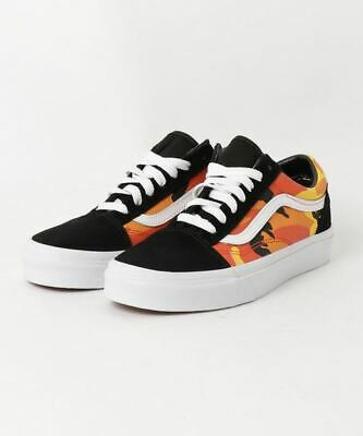 NWOB MEN'S VANS Old Skool MONO CANVAS Logo Mix VN0A38G1UA9