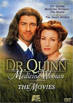Dr. Quinn Medicine Woman: The Movies (The Movie / The Heart Within) - VERY GOOD