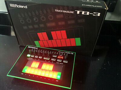 Roland TB-3 Aira TOUCH BASS LINE synth BOXED IMMACULATE