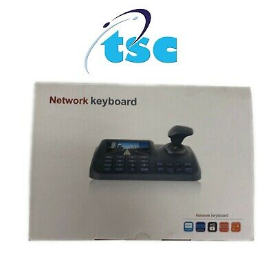 """5"""" Colorful LED Support ONVIF 2.4 PTZ Network Keyboard Controller For IP Camera"""