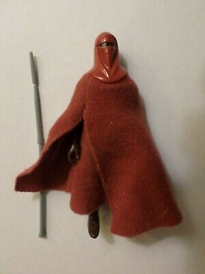 Star Wars Vintage 1983 Return Of The Jedi Rotj Emperor's Royal Guard 100%