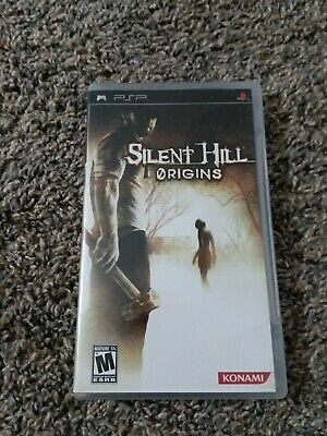 Silent Hill Origins (Sony PSP, 2007) complete in box