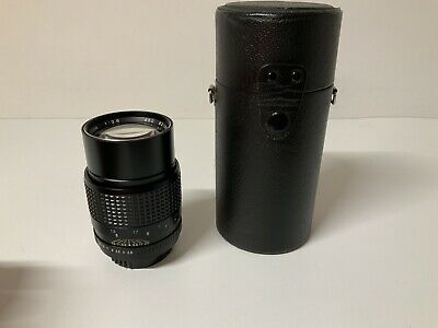 Tokina RMC 135mm F2.8 Lens ( Untested )