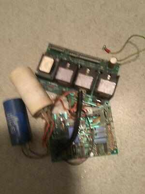 Stannah Stairlift 225 Main Pcb,soft Start Pcb And Caps