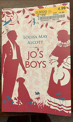 Little Women: Jo's Boys by Louisa May Alcott (2014, Paperback)