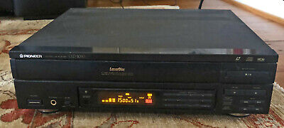 PIONEER CLD-1070 Laser disc Player -Tested Vintage Excellent Cond.