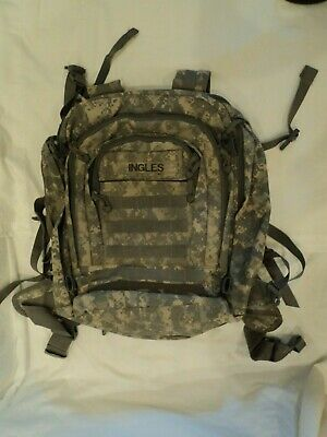 Us Military Molle Ii Acu 3 Day Assault Pack Patrol Tactical Backpack 19X13X10