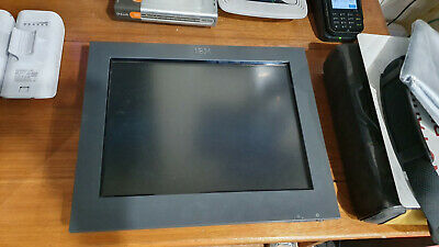 "IBM SurePoint 4820-5GN 15"" 1024 x 768 4:3 Touchscreen LCD Monitor Display"