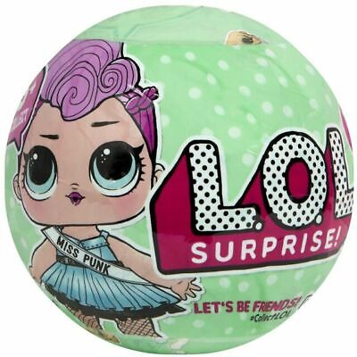 LOL Surprise Doll Ball Series 2 Wave 2 American Release New Sealed 2017