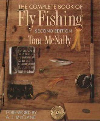 The Complete Book of Fly Fishing (International Marine-RMP) - Paperback - GOOD