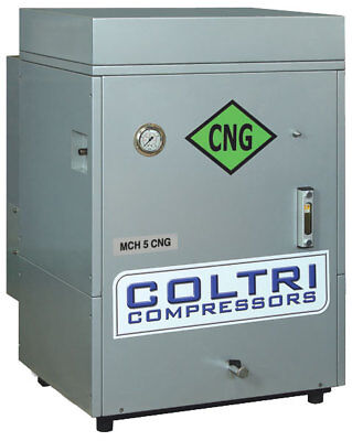 New Coltri MCH-5 CNG Compressor SC000153/CNG refuel your natural gas vehicles