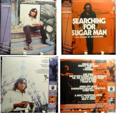 Rodriguez  - Set of 2 - Searching For Sugar Man AND Coming From Reality NEW LP's