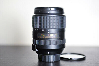 Nikon AF-S 18-300mm VR ED DX Lens w/ UV Filter - US Model & MINT!