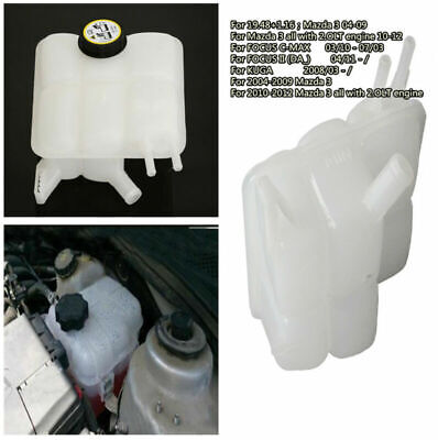 Dodge Journey Overflow Recovery Expansion Tank Header Bottle 09-17 Express