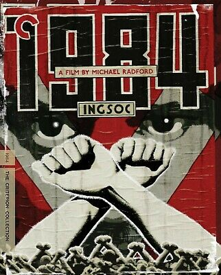 1984 Blu-Ray Criterion Collection #984 Brand-New Sealed Free Shipping